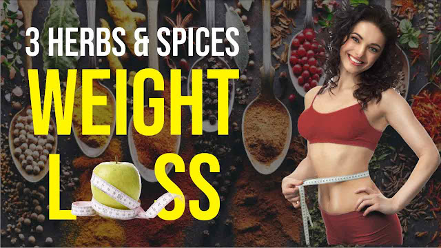 World's best spices and herbs to lose weight fast