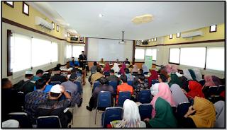 Jurusan PBA FTIK IAIN Batusangkar Launching Jurnal Lughawiyah