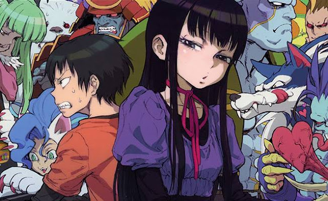 Rekomendasi Anime Genre Romance Summer 2018