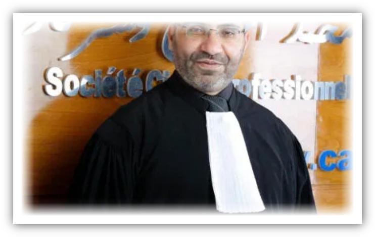 المحامي محمد أغناج.. في حالة شرود مسطري