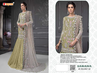 Fepic Sabana Pakistani Suits Collection In Wholesale Rate