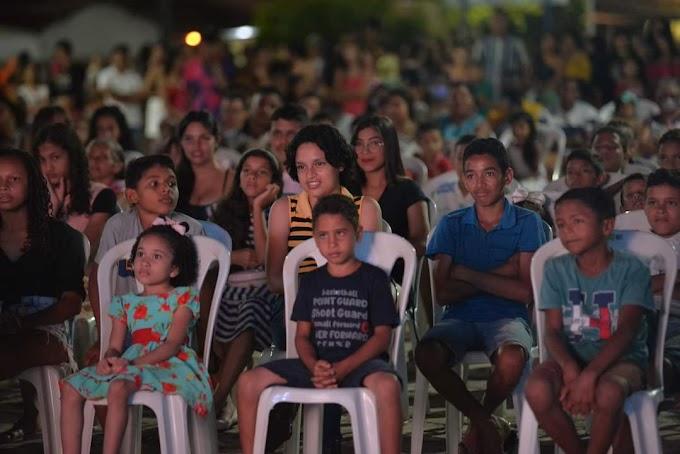 Prefeitura de Chapadinha realiza edição do cinema itinerante