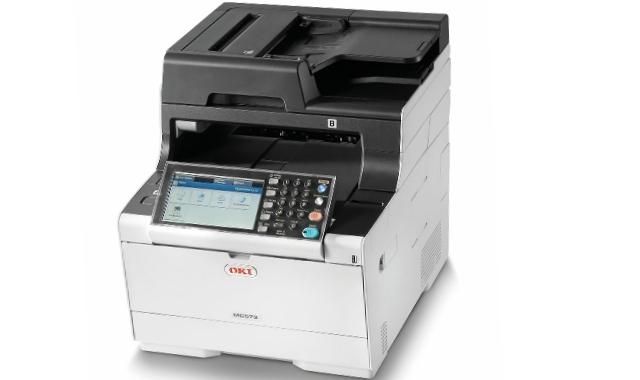 Télécharger Pilote OKI MC573dn et installer Scanner Imprimante