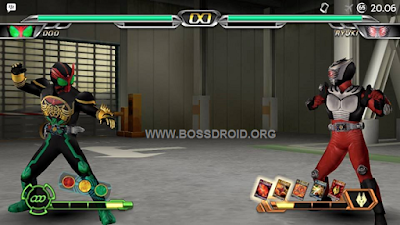 Download Kamen Rider Chou Climax Heroes ISO PPSSPP PSP High Compress