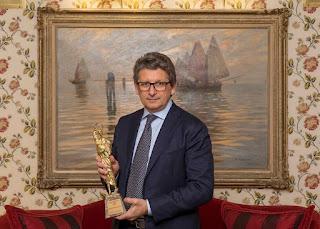 Premio San Giusto 2019 a Zeno d'Agostino