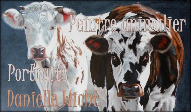 Peintre animalier, portraits - Danielle Wicht