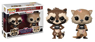 Pop! Games: Marvel's Guardians of the Galaxy: The Telltale Series Rocket & Lylla
