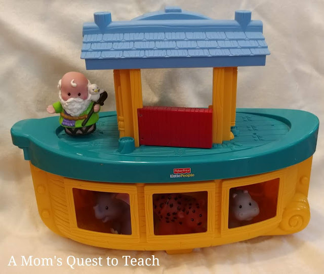 Fisher Price Noah's Ark toy
