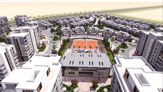 كمبوند بلو فيرت العاصمة الادارية الجديدة Blu Vert New Capital