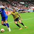Fútbol | El Barakaldo empata a uno ante el Bilbao Athletic en Villarcayo