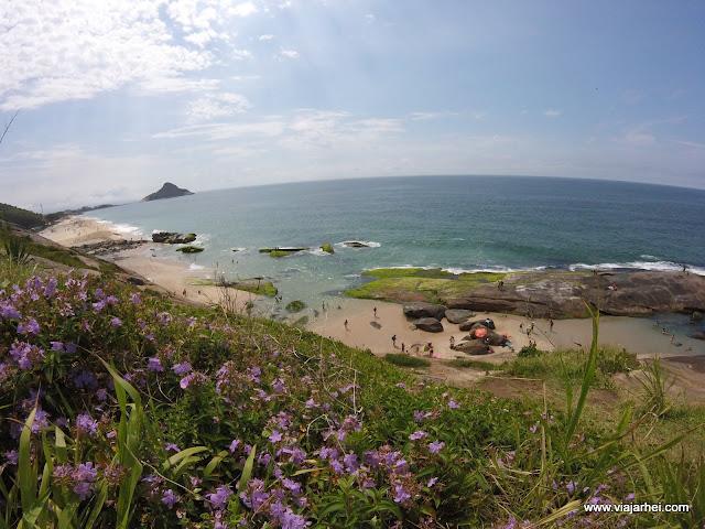 Praia do Secreto - www.viajarhei.com - @viajarhei