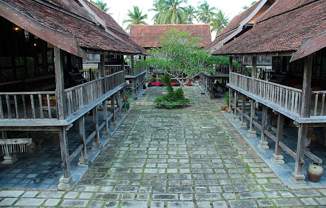 Tempat-tempat menarik di Setiu, Marang dan Kuala Terengganu 2019