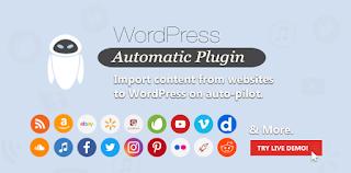 Free Download WordPress Automatic Plugin v3.50.3