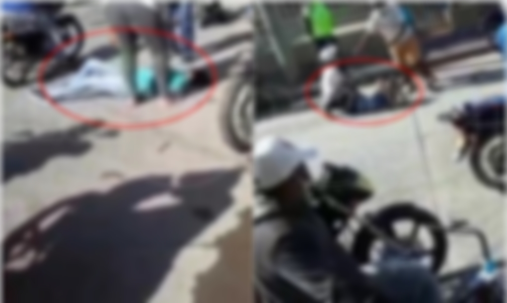 Siguen los accidentes en Montería, motociclista habría atropellado a un niño en La Pradera