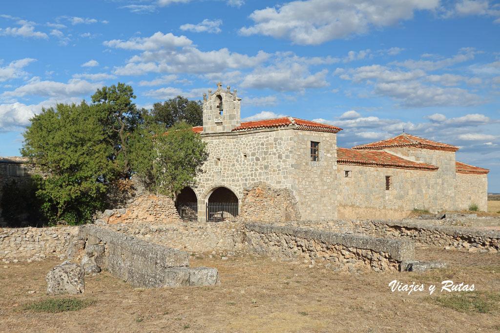 Ermita de la Virgen de Castro, Clunia Sulpicia