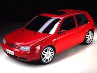 Bolha / carroceria /Body  VW Golf Tamiya 1/10