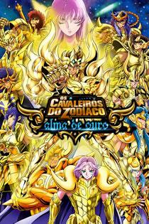 Anime Os Cavaleiros do Zodíaco – Alma de Ouro Dublado
