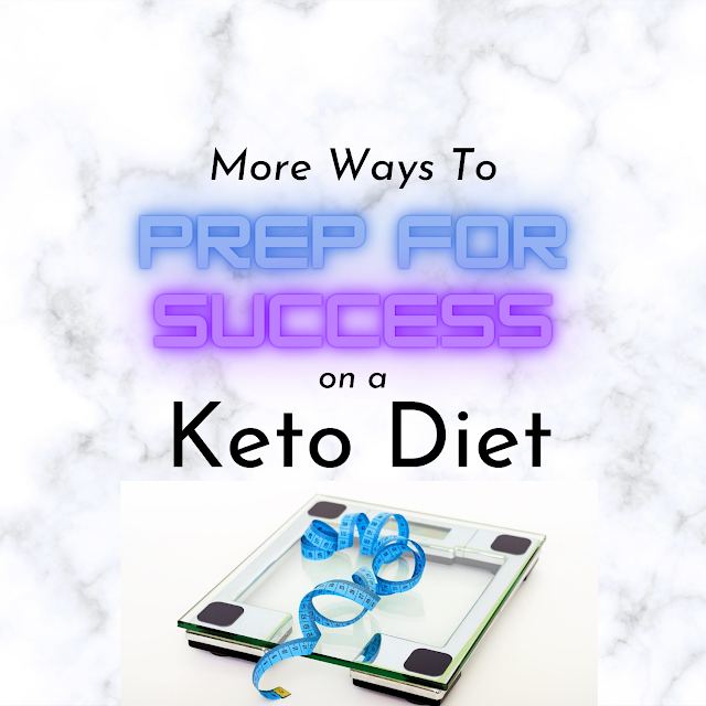 Main image: More Ways to Prep for Success on a Keto Diet