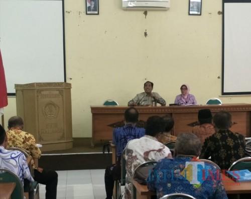 Kelas IT SMPN, Langkah Disdik Kabupaten Malang Hadapi Revolusi Industri 4.0