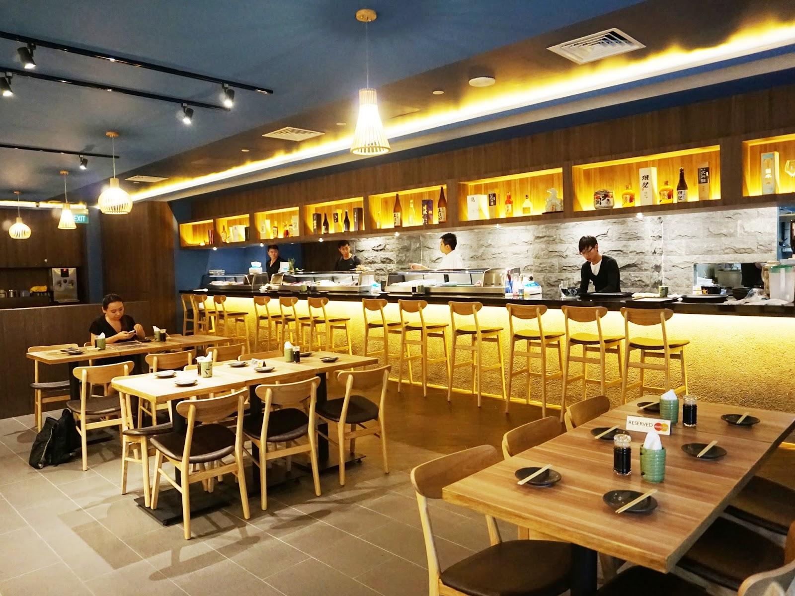 Japanese Restaurant Singapore Orchard