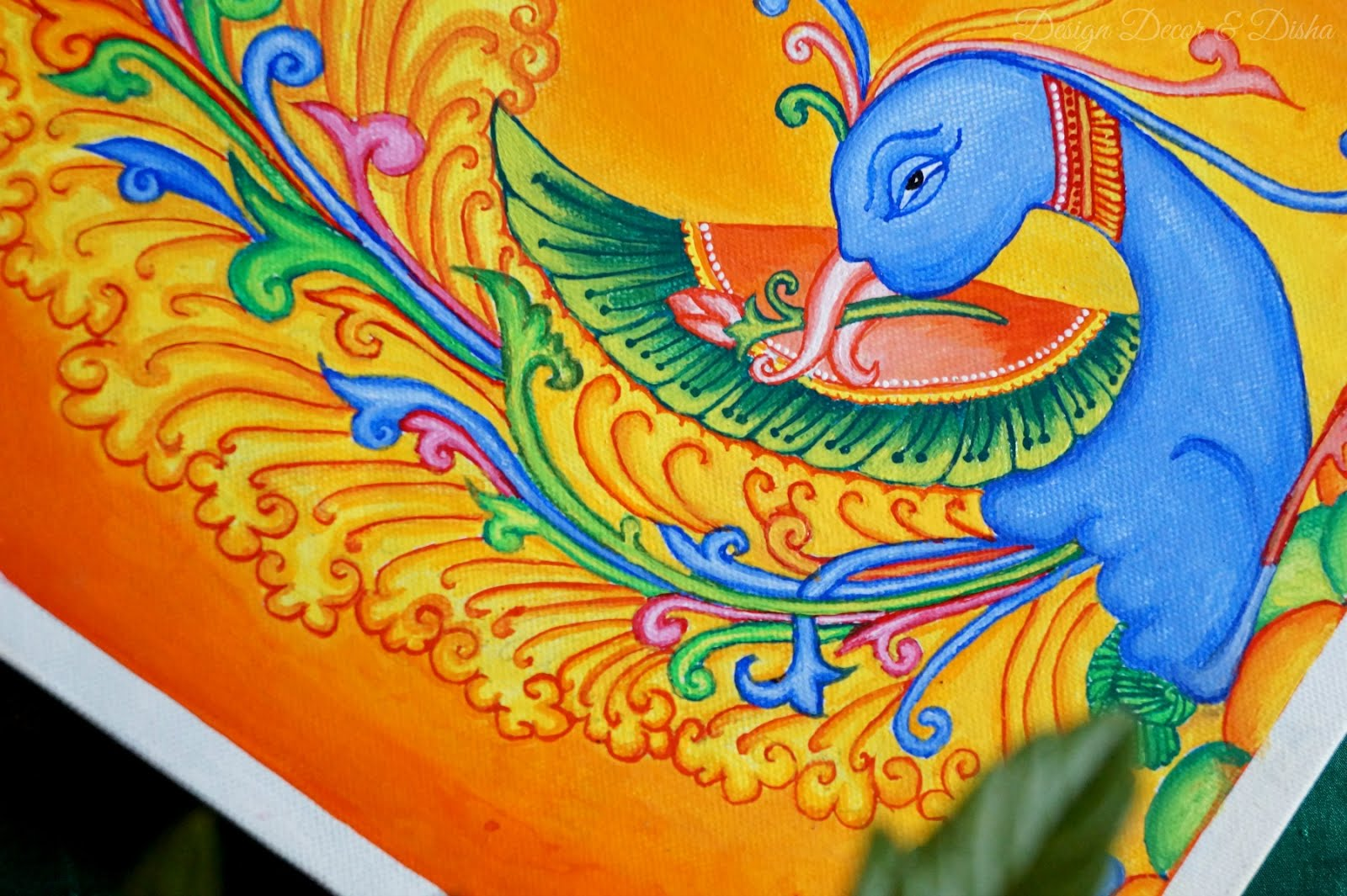 Indian Mural Art Designs