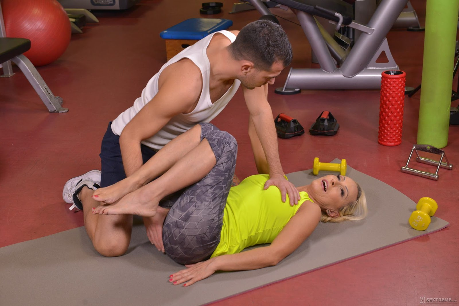 A Very Personal Trainer, 21 SEXTREME, 4K, Anal, Annoyed Teen Her Mentor,Threesome, Uncensored, Westen, Westen Porn,