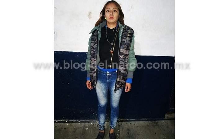 """Detienen en Veracruz a Ruth """"Jefa"""" de Plaza del CJNG"""