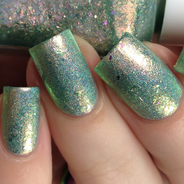Cupcake Polish-Mermaids in Malibu