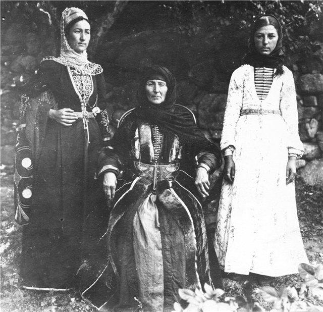карачаевки в хиджабах karachay nation