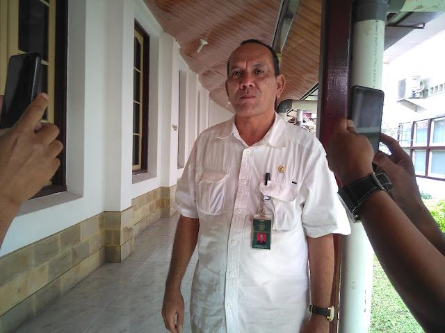 Walikota Medan Nonaktif Dzulmi Eldin Segera Diadili di Pengadilan Tipikor Medan