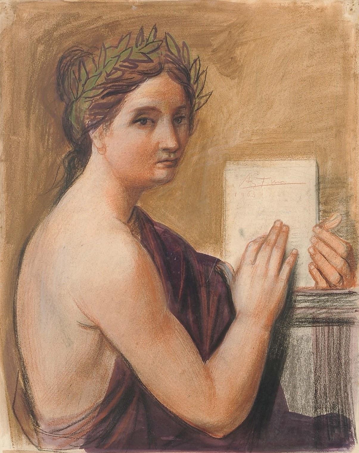 Achille Funi (1890-1972)   Futurist painter   Tutt'Art ...