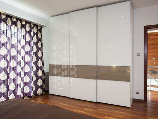 Opt Custom Wardrobe and Utilize Odd Spaces in Your Home