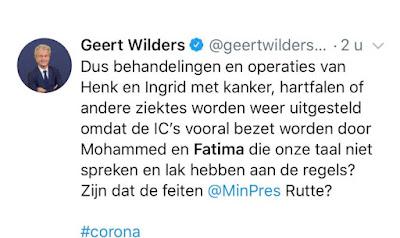 """غضب واسع في هولندا من تصريحات اليميني المتطرف فيلدرز """"المقززة"""""""