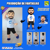 PREÇOS - Boneco Caricatura de Político - Mascote Personalizado