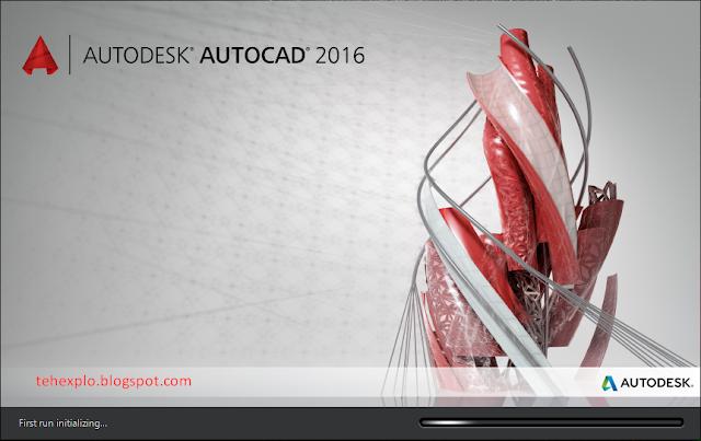 Autodesk AutoCAD 2016 SP1 (x64 & x32) + Licensed