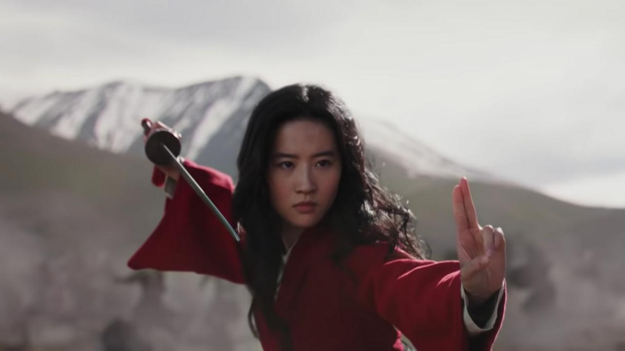 Mulan: Novo cartaz coreano mostra a ascensão da guerreira