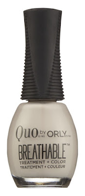 quo by orly breathable staycation swatch