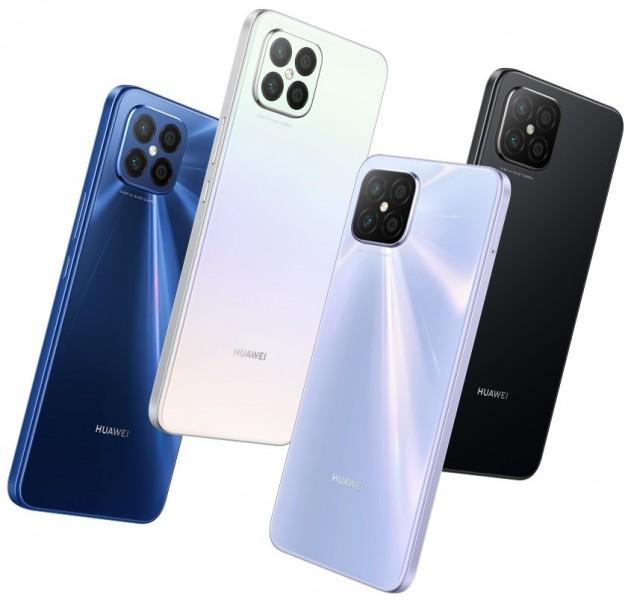 Huawei Lancera le Nova 8 et Le Nova 8 Pro le 23 Décembre