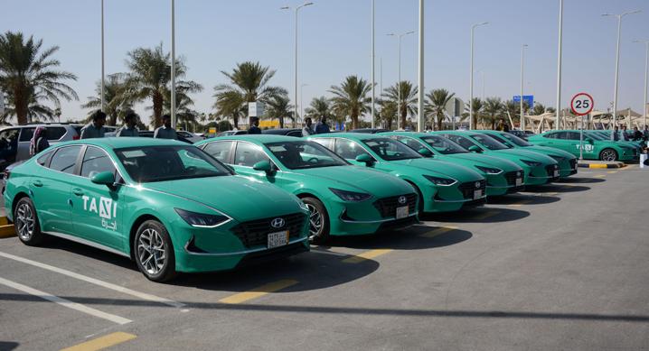 현대차, 사우디아라비아에 신형 쏘나타 공항 택시 1,000대 공급 계약