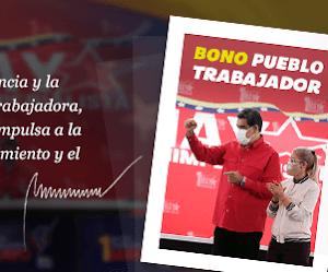 Patria.org.ve - Bono Pueblo Trabajador 2021
