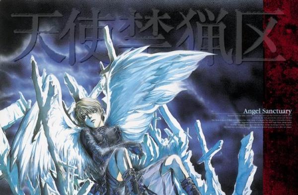 Angel Sanctuary (Tenshi Kinryouku) - Top Siscon or Brocon Anime List