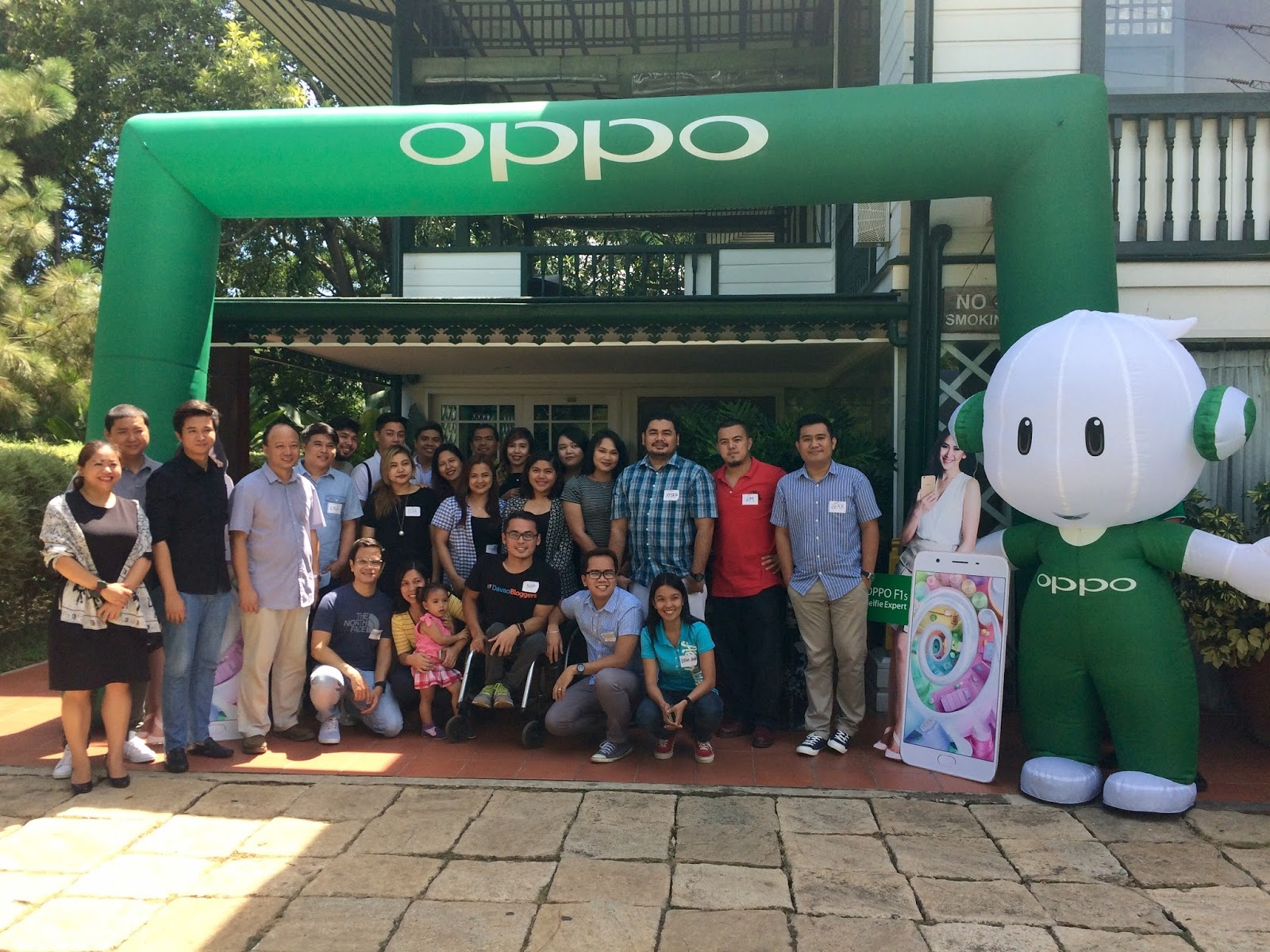 OPPO F1s - The Selfie Expert launched in Davao