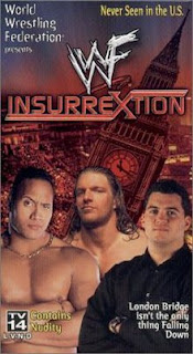 WWF Insurrexion 2000 - Event Poster