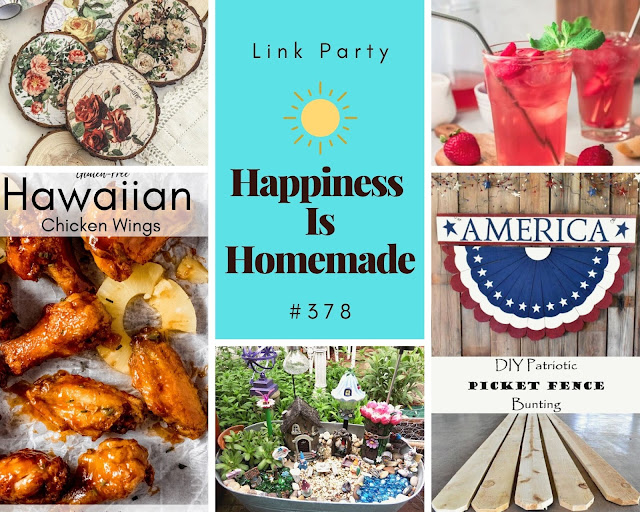 Features of the week from our link party