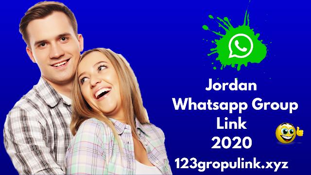 Join 301+ Jordan Whatsapp group link