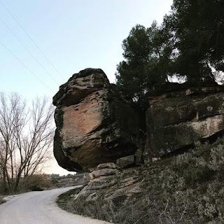 el tormo de Valdeltormo, La Vall