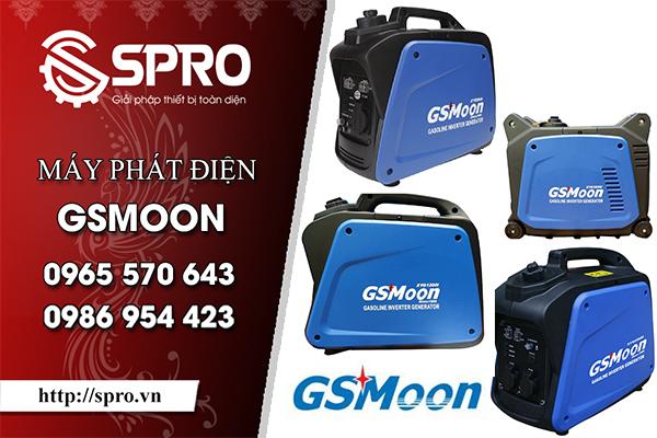 Máy phát điện GSMOON XYG3500i chạy xăng công suất 4.5 hp