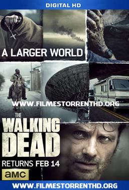 Baixar The Walking Dead 6ª Temporada 720p | 1080p Dublado Download Torrent
