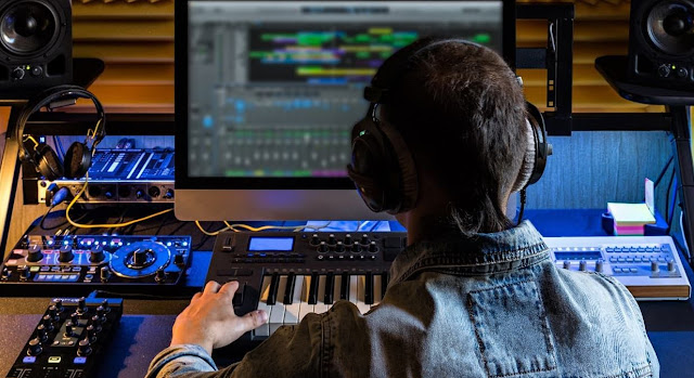 7. Fungsi Komputer Khusus Audio Editing