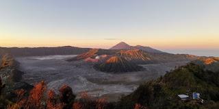 Parque Nacional Bromo Tengger Semery. Isla de Java. Indonesia.
